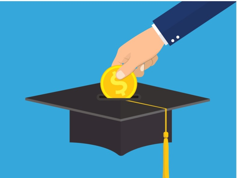 Scholarship Saves Money