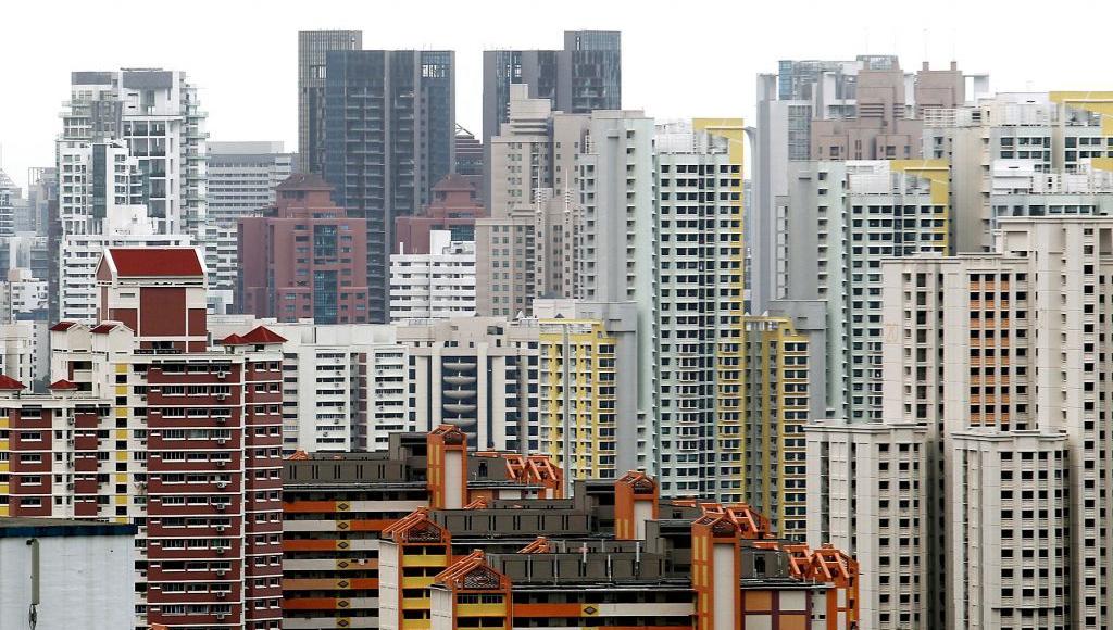 HDB in Singapore